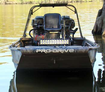 Pro-Drive outboard motor