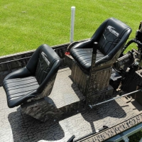 Pro-Drive stick steer outboard boats